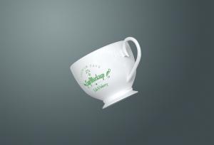 陶瓷茶杯咖啡杯外观设计样机模板v2 Cup Mockup 2.0插图12