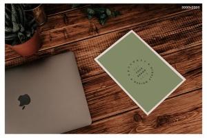 iMac&Macbook办公场景样机 iMac & Macbook on Scenes Mock-ups插图6