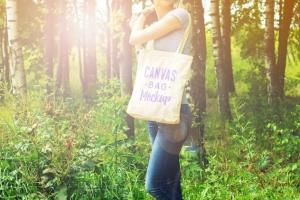 帆布手提袋样机模板 Canvas Bag Mockup插图5