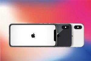 高品质的iPhoneX和Apple Watch展示模型下载[psd,ai,eps,png]插图4