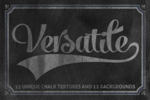 黑板画粉笔笔画文本样式 Chalkboard Automator – Chalk Effects插图3