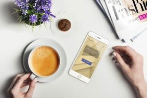 真实场景iPhone智能手机样机展示模板 Smartphone Mockup / Real Environment插图2