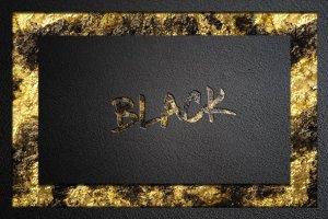 创意水彩金箔PS图层样式[1.1GB] Watercolor and Gold Layer Styles PS插图8
