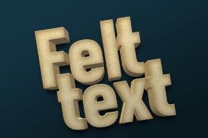 不同风格3D立体文字特效样式智能样机模板 3D Text Mockup Kit插图4