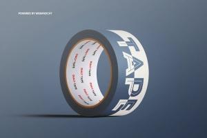 纸胶带外观图案设计样机 Paper Duct Tape Mockup插图7