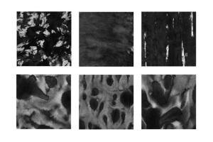 30款墨水印刷纹理肌理PS笔刷v1 30 Ink Texture Photoshop Brushes Vol. 1插图(3)