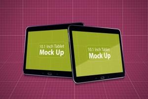 平板电脑设备展示样机V.3 Tablet Mockup V.3插图9