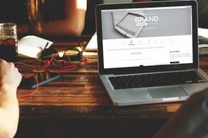 笔记本电脑Macbook设备样机模板 Laptop Macbook Display Mock-Up插图8