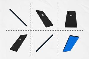 三星智能手机Note 10多角度预览样机模板 Note10 Kit插图5