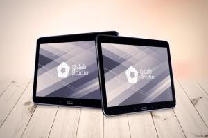 平板电脑设备展示样机V.3 Tablet Mockup V.3插图4