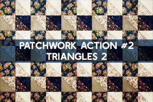 创意拼凑效果PS笔刷&图层样式合集 PATCHWORK Effect Photoshop TOOLKIT插图8