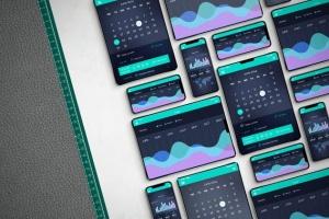 逼真的iPhoneX和iPad设备样机模板 iPhone & iPad X Mockup插图7