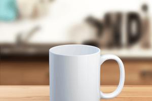 经典图案马克杯样机v3 Mug Mock-up vol.3插图10