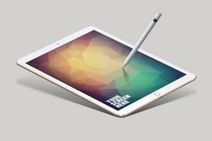 iPad Pro响应式UI设计演示设备样机 iPad Pro Responsive Mockup插图6