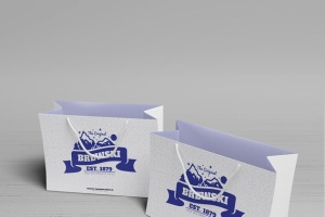 冷饮品牌设计样机模板[不锈钢冰摇杯/马克杯/玻璃杯/纸袋] Branded Products Mock-up V2插图4