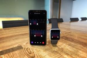 Apple智能手表&iPhone Xs手机样机模板 Apple Watch & iPhone XS插图6