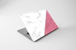 Macbook Pro笔记本A面图案设计样机 MacBook Pro Skin插图5