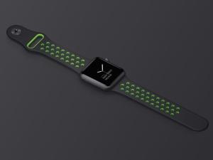 超级主流桌面&移动设备样机系列:Apple Watch 智能手表样机 [兼容PS,Sketch;共2.92GB]插图10