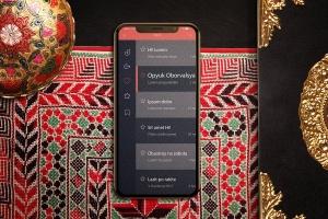 高端奢华场景iPhone X展示样机模板 Arabic iPhone X Mockup插图1