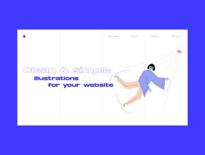 一流设计素材网下午茶:社交媒体生活概念矢量插画素材下载[Ai]插图4