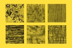 30款油漆手工纸张纹理肌理PS笔刷v1 30 Paint Texture Photoshop Brushes Vol. 1插图3
