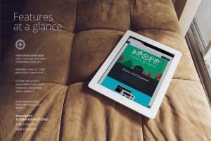 响应式网站设计iPad&Macbook显示效果样机模板 Responsive iPad Macbook Display Mock-Up插图2