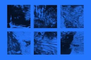 30款丙烯酸油画颜料纹理PS笔刷v1 30 Acrylic Texture Photoshop Brushes Vol. 1插图3
