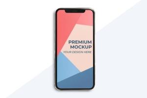 移动端APP界面设计展示样机模板 Mobile Design Mockup插图2