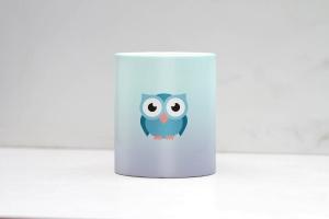 马克杯图案设计预览样机 Clean Mug Mock Up插图3