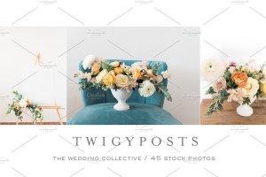 婚礼场景照片样机合集 Ultimate Wedding Stock Photo Bundle插图4
