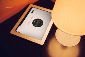 响应式网站设计iPad&Macbook显示效果样机模板 Responsive iPad Macbook Display Mock-Up插图3