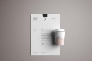 企业品牌宣传办公文具样机套件 Stationery Mockup插图15