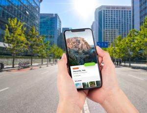 iOS应用界面设计效果预览iPhone XS手机样机模板 iPhone App Mockup 1.0插图3