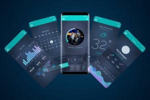 三星智能手机S9设备动态样机模板v2 Animated S9 MockUp V.2插图5