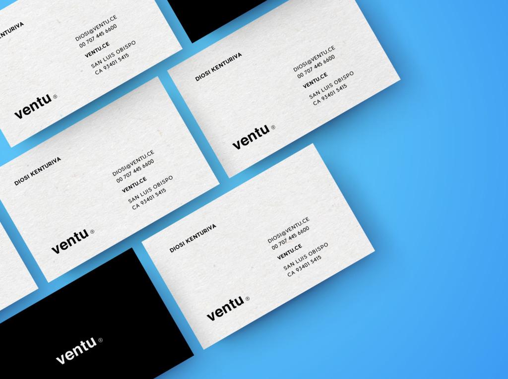 高端企业名片设计效果图等距网格样机模板 Business Cards Mockup插图