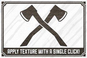 20款惊人的高分辨率木材纹理 The Lumber Mill – Photoshop Wood Kit插图4