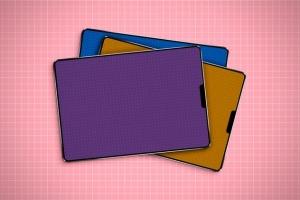 概念版本iPad X样机模板 iPad X Mockup插图10