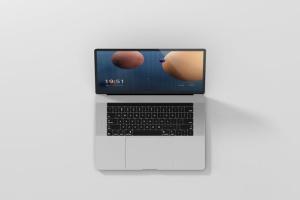 高分辨率笔记本电脑样机 Laptop Screen Mockup插图14