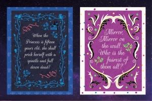 梦幻童话手绘矢量插画素材包 Fairy Tale Illustration Bundle插图6