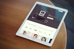 平板电脑iPad Pro样机v4 iPad Pro Mockups v4插图7