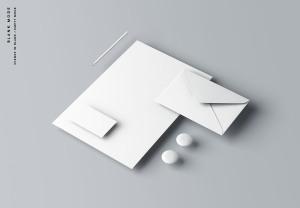 高端品牌VI视觉设计效果图样机模板 Premium Branding Mockup插图9