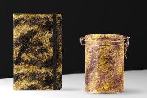 创意水彩金箔PS图层样式[1.1GB] Watercolor and Gold Layer Styles PS插图14