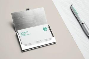 企业品牌办公文具等距样机模板 Branding / Identity Mock-up插图7