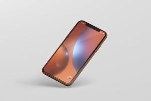 高品质iPhone XR智能设备样机 Phone XR Mockup插图10