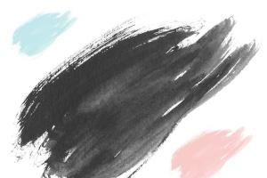 水彩绘画笔画图案PS笔刷#2 Watercolor Photoshop Brushes #2插图3
