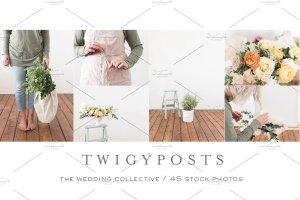 婚礼场景照片样机合集 Ultimate Wedding Stock Photo Bundle插图7