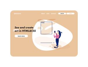 一流设计素材网下午茶:漂亮的互联网概念创意矢量插画素材下载[Sketch,Ai,XD]插图3