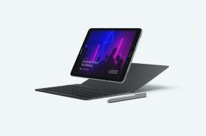 超级主流桌面&移动设备样机系列:Samsung Galaxy Tab  三星智能平板样机 [兼容PS,Sketch;共3.77GB]插图13