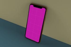 iPhone XS智能手机UI设计预览样机V2 iPhone XS V.2插图10