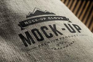 徽标Logo印刷效果展示样机合集 Logo Mockup Set插图10